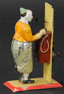Der Telefon-Clown von Staudt.