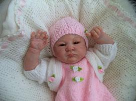 REBORN  BABY BJARNI ELISA MARXS