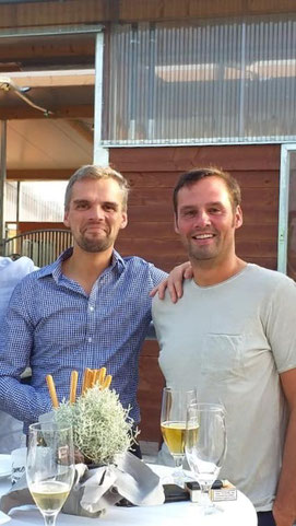 Henrik Brandt & Timo Gripp