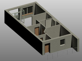 Revit Raytracing 3D