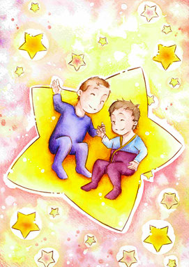 Sternenmama, Sternenkinder