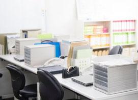 オフィスワークの時短・効率化をサポートします