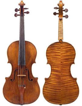 Руджери, Винченцо (Барон Кнуп) Кремона, c 1700 Скрипка