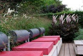 Erholung vom Alltag im selbsterschaffenen Paradies - zum Garten-Glück braucht man  Privatheit. Foto: GPP