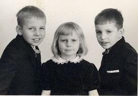 Heinzi, Moni, Klausi