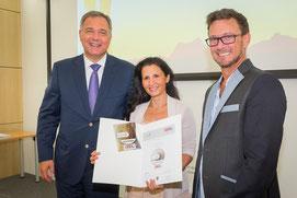 Foto Verleihung Silbersiegel by Foto Weinwurm