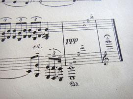 Последние такты Мелодии