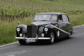 Rolls-Royce Hooper Cloud, Baujahr 1957 - 4887ccm - 160 PS - 165 km/h - ©Photowelten-Uwe-Marquart.de