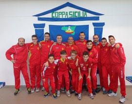 Gli atleti messinesi alla Coppa Sicilia 2014