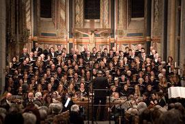 Aufführung des Paulus-Oratoriums im Jahr 2014 in der Basilika St. Margareta. (Foto: Marcus Pietrek)
