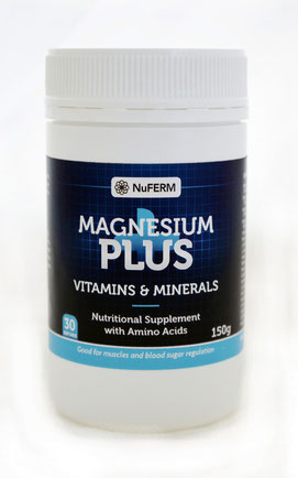 Magnesium for harmonious health