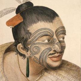 Les marques corporelles à l'adolescence, histoire et étymologie du tatouage