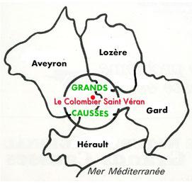 localisation-le-colombier-saint-veran-gite-d'-exception-en-aveyron-à-proximite-du-viaduc-de-millau-hebergement-d'-exception-avec-piscine-au-coeur-du-parc-naturel-regional-des-grandscausses-region-occitanie-france