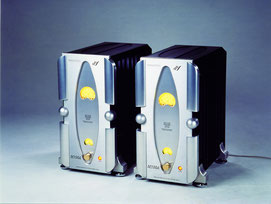 Paravicini M100 Solid-State Power Amplifiers
