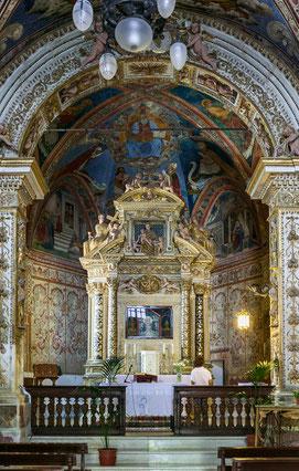 Santa Maria delle Grazie, Alanno PE