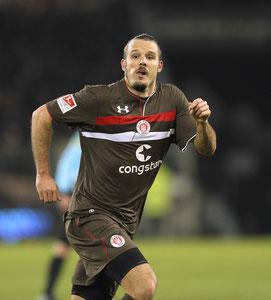 Der FC St. Pauli und Alex Meier gehen nicht gemeinsam in die kommende Spielzeit. Foto: Archiv/CB