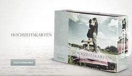 Büromac Hochzeitskarten bei AnnConn-Falkendruck