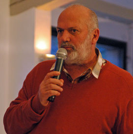 André Coldebeuf secrétaire de l'APPHV 83