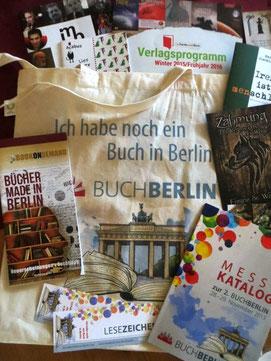 """Pro Business-Verlag + """"Nicolae"""" waren auch vertreten!"""