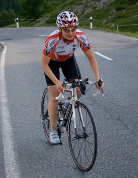 Nadine Scheck - Triathlon