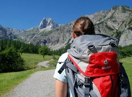 Wandern Pillberg Ferienwohnungen Sumperer