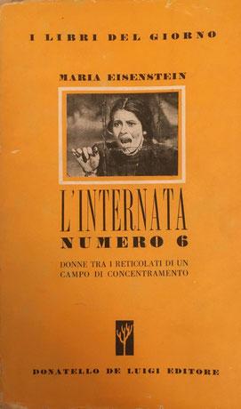La copertina della prima edizione del 1944.