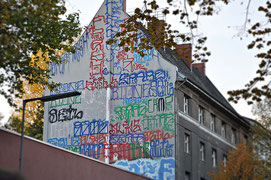 Top 5 graffiti spots in Berlin
