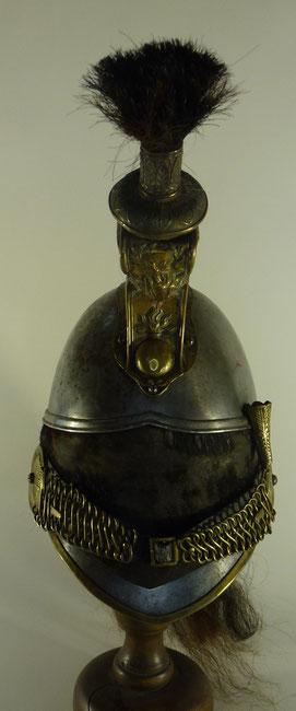 casque de cuirassier mle 1840