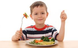 Corretta alimentazione dei bambini