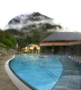 Centre thermoludique Pyrénées et gîte Casa Bonita