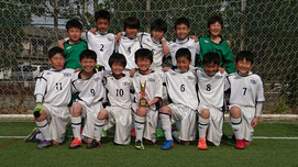 優勝の戸田FC