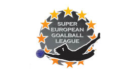Logo der Super European Goalball League