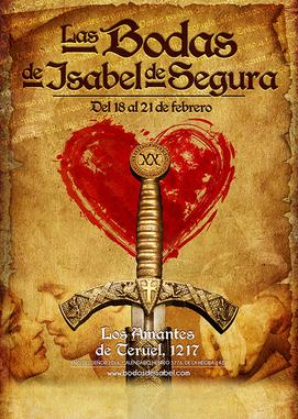 Fiestas en Teruel - Bodas de Isabel Segura