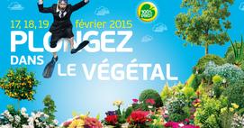 Salon du Végétal - Février 2015 - Angers