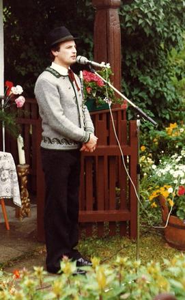 Perner Johann, Steinhäusl Hans, 2. Kapellmeister der Dorfmusik Wölting