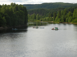 Bild Floßfahrt