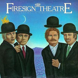 The Firesign Theatre「Just Folks . . . A Firesign Chat」
