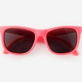 Jordan, wayfarer, pink, girls, sunnies, UVA, UVB, SPF, baby, kids, child, pink, neon, reto
