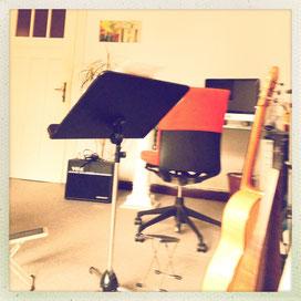 Gitarrenunterricht Göttingen - Jörg Schein