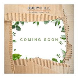 Beauty Hills, Kosmetik, Umweltschutz, Nachhaltigkeit, Coming soon, Plastik, Nachfüller, Refill