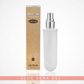 Beauty Hills, Kosmetik, Umweltschutz, Nachhaltigkeit, Nachfüller, Refill, Produkt Aloe Vera Gel