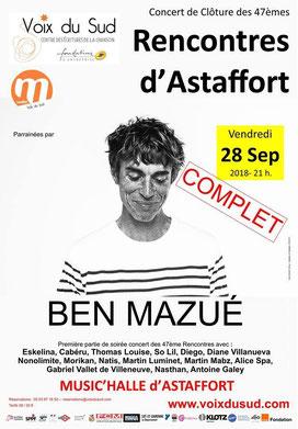 rencontres d'astaffort, 47, cabrel concert,