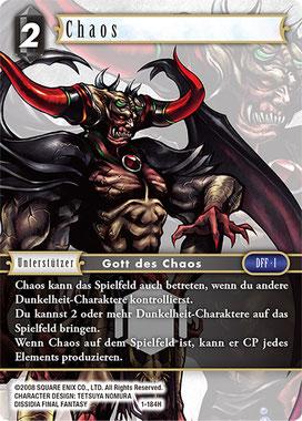 Chaos(1-184H)