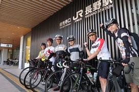 長野駅の写真