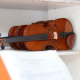 Geigenhandel mit Kindergeigen in Bonn