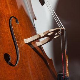 Streichinstrumente: Cello mit gutem Klang in Bonn