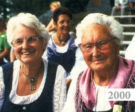 Reinelda Kreiner (+), Mathilde Ressmann (+)