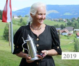 Sigrid Elfriede Haberl, 2019