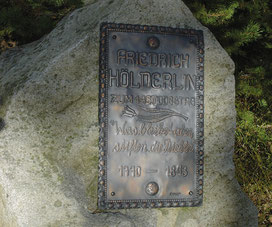Friedrich Hölderlin, 1988