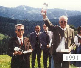 Hans Streiner, Karlheinz Tinti (+)